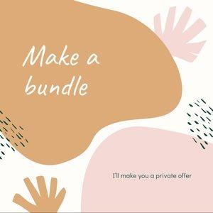 Make a bundle